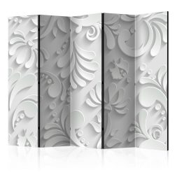 Paraván - Room divider – Plan motif II 5 részes 225x172 cm