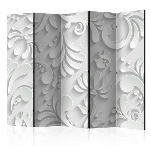Paraván - Room divider – Plan motif II 5 részes 225x172 cm  -  ajandekpont.hu