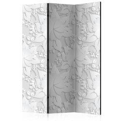 Paraván - Room divider – Flowers I 3 részes  135x172 cm