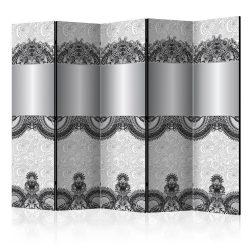 Paraván - Room divider - Abstract pattern II 5 részes 225x172 cm