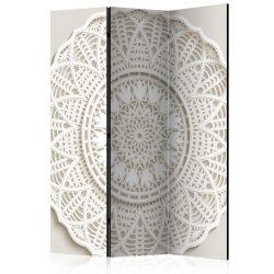 Paraván - Room divider - Mandala 3D I 3 részes  135x172 cm