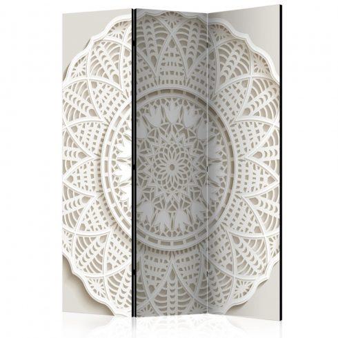 Paraván - Room divider - Mandala 3D I 3 részes  135x172 cm  -  ajandekpont.hu