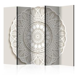 Paraván - Room divider - Mandala 3D II 5 részes 225x172 cm