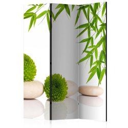 Paraván - Green Relax [Room Dividers] 3 részes  135x172 cm