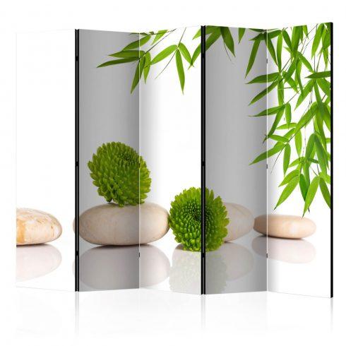 Paraván - Green Relax II [Room Dividers] 5 részes 225x172 cm  -  ajandekpont.hu