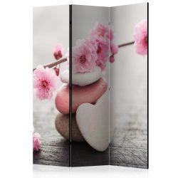 Paraván - Zen Flowers [Room Dividers] 3 részes  135x172 cm