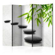 Paraván - Zen Stones II [Room Dividers] 5 részes 225x172 cm