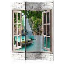 Paraván - Thai Paradise [Room Dividers] 3 részes  135x172 cm