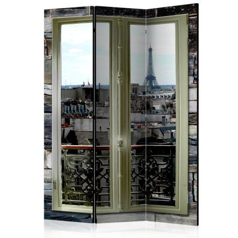 Paraván - Parisian View [Room Dividers] 3 részes  135x172 cm  -  ajandekpont.hu