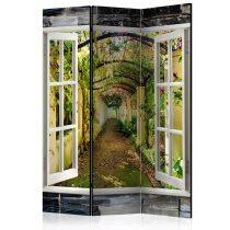 Paraván - Secret Garden [Room Dividers] 3 részes  135x172 cm