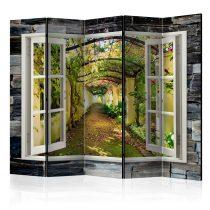 Paraván - Secret Garden II [Room Dividers] 5 részes 225x172 cm