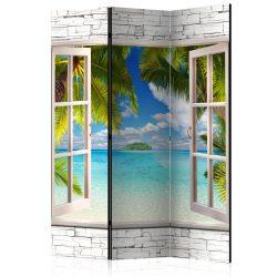 Paraván - Dream Island [Room Dividers] 3 részes  135x172 cm
