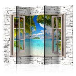 Paraván - Dream Island II [Room Dividers] 5 részes 225x172 cm