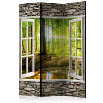 Paraván - Morning Forest [Room Dividers] 3 részes  135x172 cm
