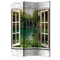 Paraván - Green Treasure [Room Dividers] 3 részes  135x172 cm