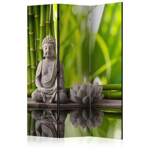 Paraván - Meditation [Room Dividers] 3 részes  135x172 cm  -  ajandekpont.hu