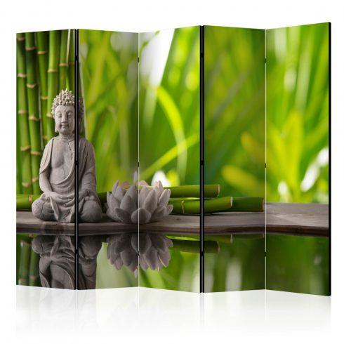 Paraván - Meditation II [Room Dividers] 5 részes 225x172 cm  -  ajandekpont.hu