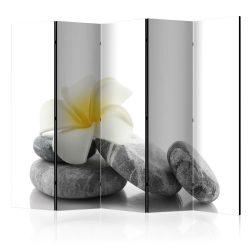 Paraván - White Lotus II [Room Dividers] 5 részes 225x172 cm