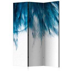 Paraván - Sapphire Feathers [Room Dividers] 3 részes  135x172 cm