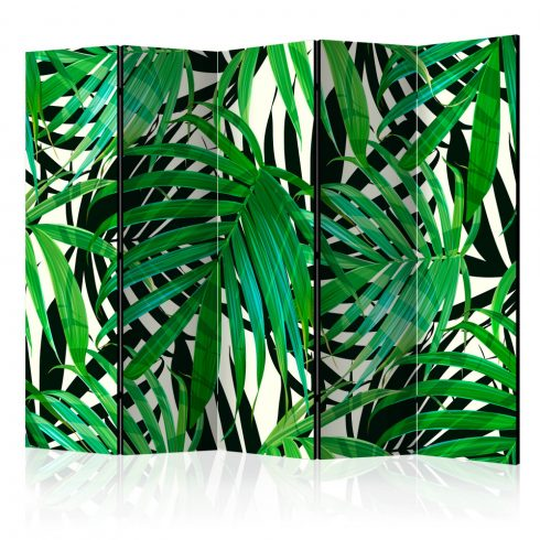 Paraván - Tropical Leaves II Room Dividers