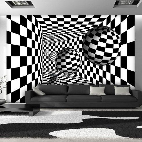 Fotótapéta  -  Black & White Corridor - ajandekpont.hu