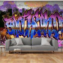 Fotótapéta -  Colorful Mural  7 féle méretben