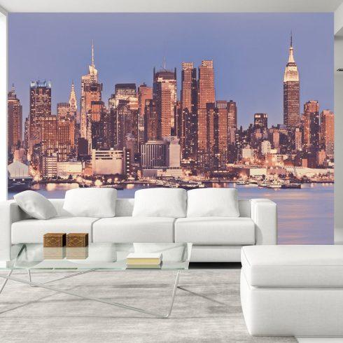 Fotótapéta  -  Manhattan Skyline - ajandekpont.hu
