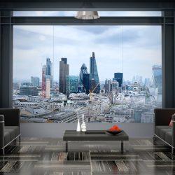 Fotótapéta  -  City View  -  London - ajandekpont.hu