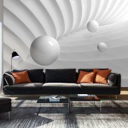 Fotótapéta - White Symmetry
