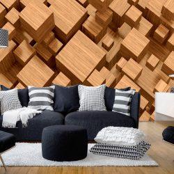 Fotótapéta - Wooden Maze  7 féle méretben