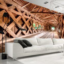 Fotótapéta - Wooden Bridge