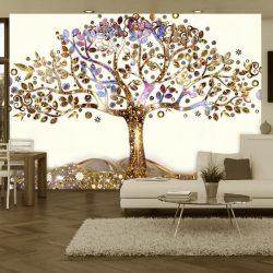 Fotótapéta - Golden Tree  7 féle méretben
