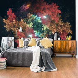 Fotótapéta - Colourful Forest