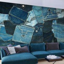 Fotótapéta - Jeans Pockets  -  ajandekpont.hu