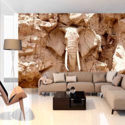 Fotótapéta - Stone Elephant (South Africa)  7 féle méretben