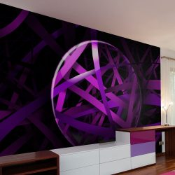 Fotótapéta - Ribbon Of Purple