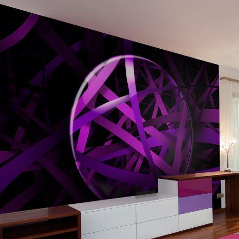 Fotótapéta  -  Ribbon Of Purple - ajandekpont.hu