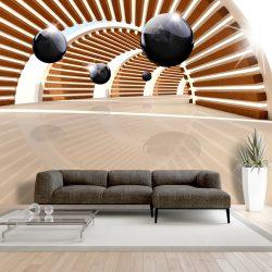 Fotótapéta - Modernist Corridor