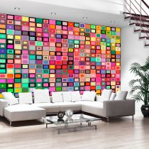 Fotótapéta - Colourful Boxes