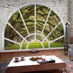 Fotótapéta - Window to Secret Forest