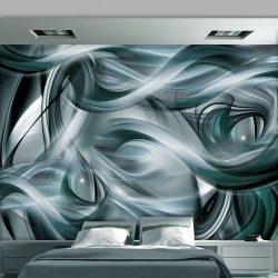 Fotótapéta - Blue Turbulence
