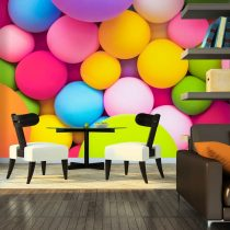 Fotótapéta - Colourful Balls  7 féle méretben