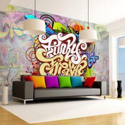 Fotótapéta - Funky Graffiti ll  7 féle méretben
