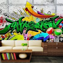 Fotótapéta - Urban Graffiti