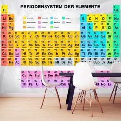 Fotótapéta - Periodensystem der Elemente  7 féle méretben