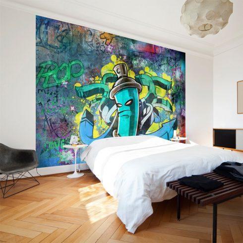 Fotótapéta - Graffiti maker  -  ajandekpont.hu