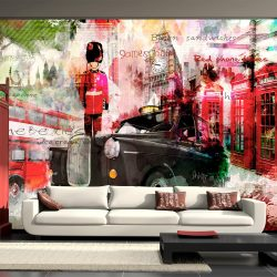Fotótapéta - Streets of London l  -  ajandekpont.hu