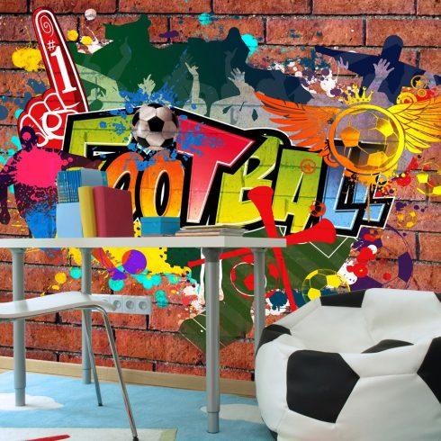 Fotótapéta - Football fans!  -  ajandekpont.hu