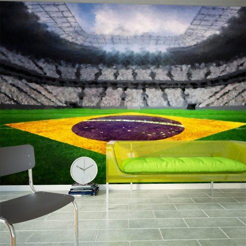 Fotótapéta - Brazilian stadium  -  ajandekpont.hu