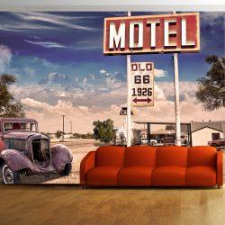 Fotótapéta - Old motel